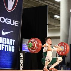 Student Spotlight: Balancing Law School & Weightlifting