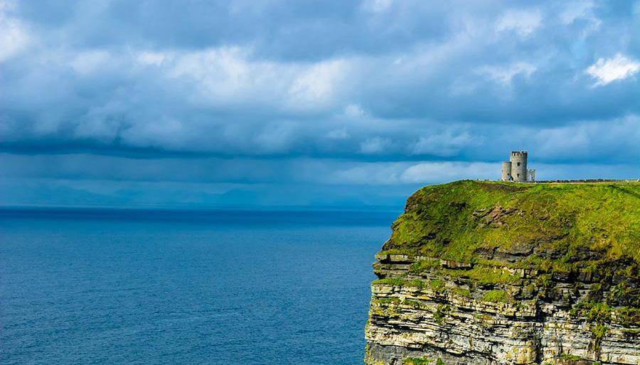Galway, Ireland; study international law with one of New England Law   Boston's many study abroad programs