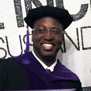 My Law School Story: Byron Foote, Attending Law School as a Police Officer