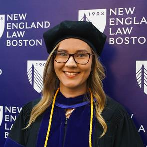 My Law School Story: Cecelia Mitchell '19, The Military Officer